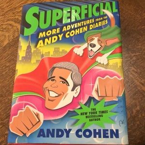 Superficial by Andy Cohen